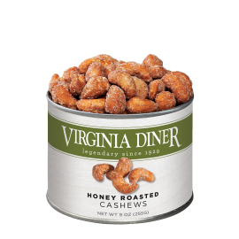 9 oz. Honey Roasted Cashews