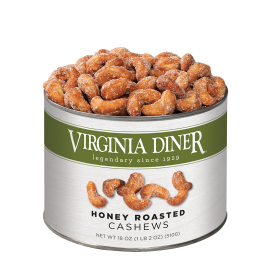 18 oz. Honey Roasted Cashews