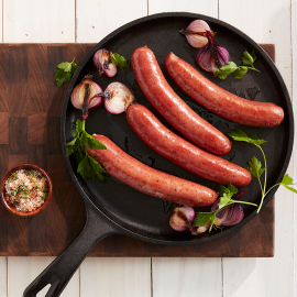 Smoked Sausage - 4 Pack