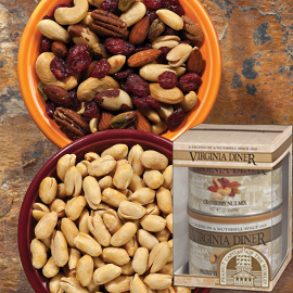 Salted Peanut & Cranberry Nut Mix Gift Set