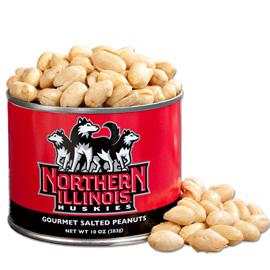 10 oz. Northern Illinois Salted Gourmet Peanuts