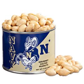 10 oz. Naval Academy Salted Gourmet Peanuts