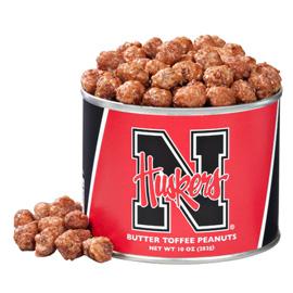 10 oz. Nebraska Butter Toffee Peanuts