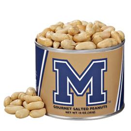 10 oz. Montana State Salted Gourmet Peanuts