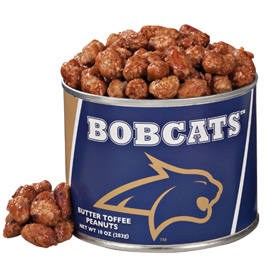 10 oz. Montana State Butter Toffee Peanuts
