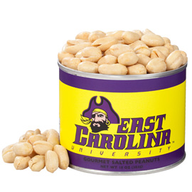 10 oz. East Carolina Salted Gourmet Peanuts