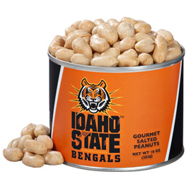 10 oz. Idaho State Salted Gourmet Peanuts