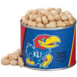 10 oz. Kansas Salted Gourmet Peanuts