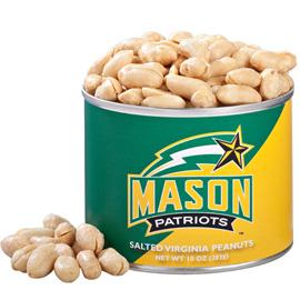 10 oz. George Mason Salted Gourmet Peanuts