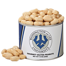10 oz. Washington & Lee Salted Gourmet Peanuts