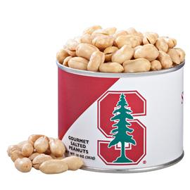 10 oz. Stanford Salted Gourmet Peanuts