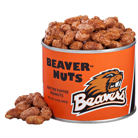 10 oz. Oregon State Butter Toffee Peanuts