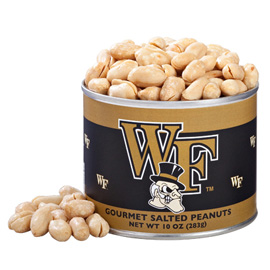 10 oz. Wake Forest Salted Gourmet Peanuts