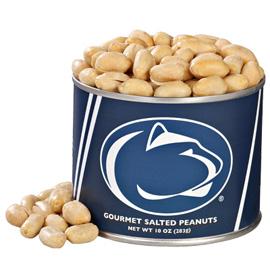 10 oz. Pennsylvania State Salted Gourmet Peanuts