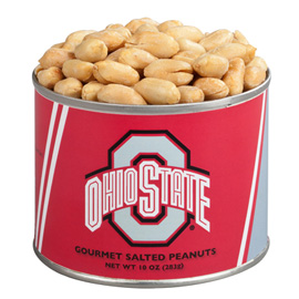 10 oz. Ohio State Salted Gourmet Peanuts