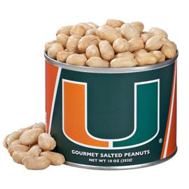 10 oz. Miami Salted Gourmet Peanuts