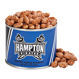 10 oz. Hampton Butter Toasted Peanuts