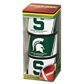 Michigan State Game Day Triplet (2 Salt, 1 BT)