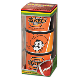 Oklahoma State Football Triplet (2 Salt, 1 BT)