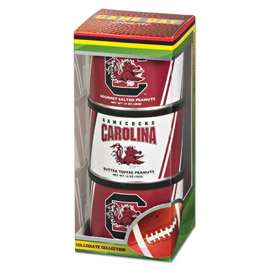 University of South Carolina Game Day Triplet (2 Salt, 1 BT)