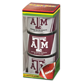 Texas A&M Game Day Triplet (2 Salt, 1 BT)