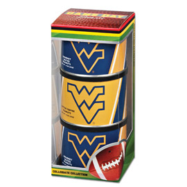 WV University Game Day Triplet (3 Salted Peanuts)