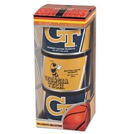 Georgia Tech Basketball Triplet (2 Salt, 1 BT)
