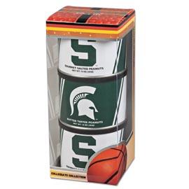 Michigan State Basketball Triplet (2 Salt, 1 BT)