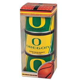 Oregon Basketball Triplet (2 Salt, 1 BT)