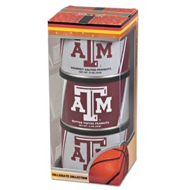 Texas A&M Basketball Triplet (2 Salt, 1 BT)