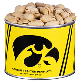 10 oz. Iowa Salted Gourmet Peanuts