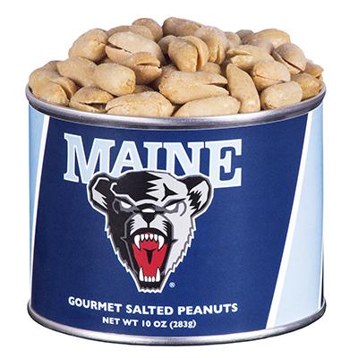 10 oz. Maine Salted Gourmet Peanuts