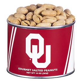 10 oz. Oklahoma Salted Gourmet Peanuts