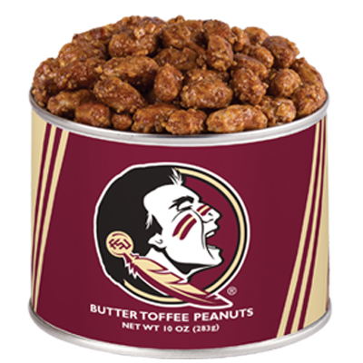 10 oz. Florida State Butter Toffee Peanuts