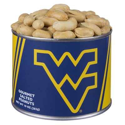 10 oz. West Virginia Salted Gourmet Peanuts