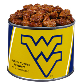 10 oz. West Virginia Butter Toffee Peanuts