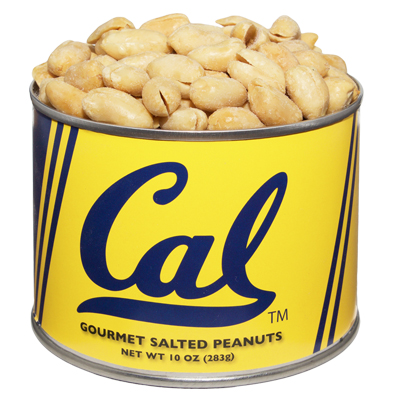 10 oz. California Salted Gourmet Peanuts