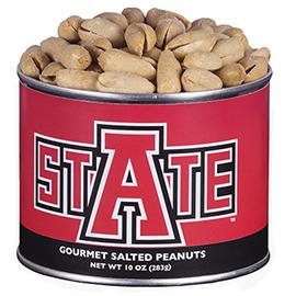 10 oz. Arkansas State Salted Gourmet Peanuts