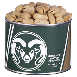 10 oz. Colorado State Salted Gourmet Peanuts