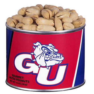 10 oz. Gonzaga Salted Gourmet Peanuts