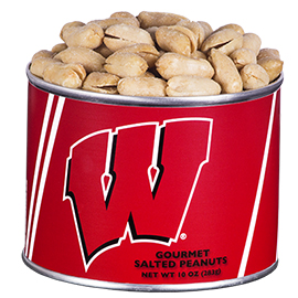 10 oz. Wisconsin Salted Gourmet Peanuts