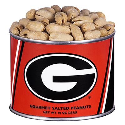 10 oz. Georgia Salted Gourmet Peanuts