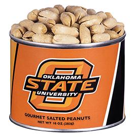 10 oz. Oklahoma State Salted Gourmet Peanuts