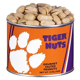 10 oz. Clemson Salted Gourmet Peanuts