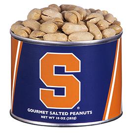10 oz. Syracuse Salted Gourmet Peanuts