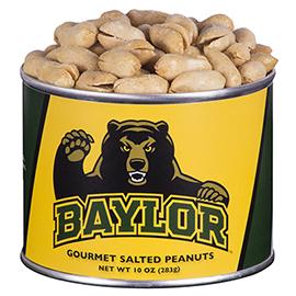 10 oz. Baylor Salted Gourmet Peanuts