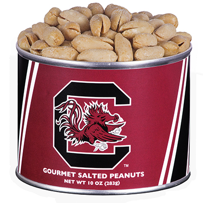 10 oz. South Carolina Salted Gourmet Peanuts