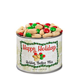 11 oz. Holiday Button Mix