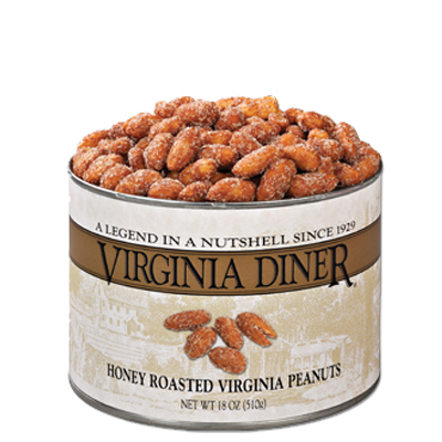 18 oz. Classic Honey Roasted Peanuts