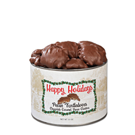 10 oz. Holiday Pecan Turtledoves